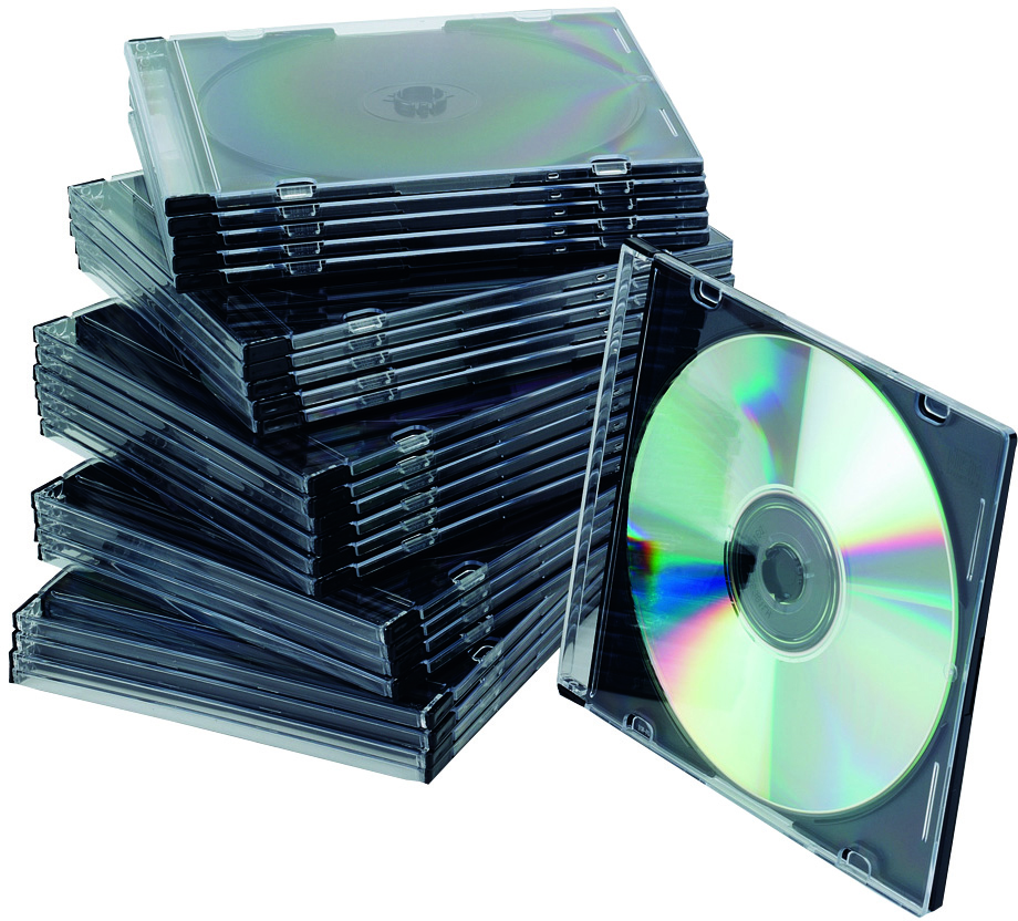 CD/DVD Jewel Case Slim case,